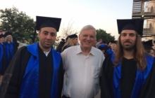 Yosi Yeshurun, Omri Sharon & Elran Bruch-El
