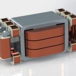 Hybrid FCL-SMES device