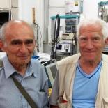 Lev Vinnikov and Alex Friedman, 2012